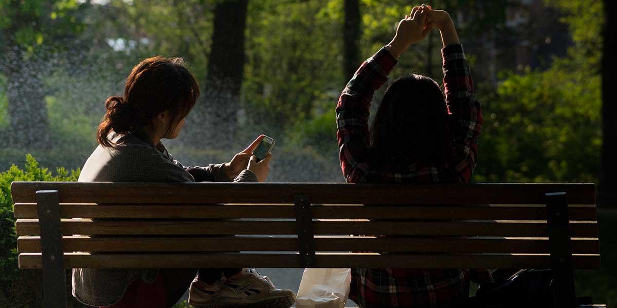 apps de mensajeria superan redes sociales